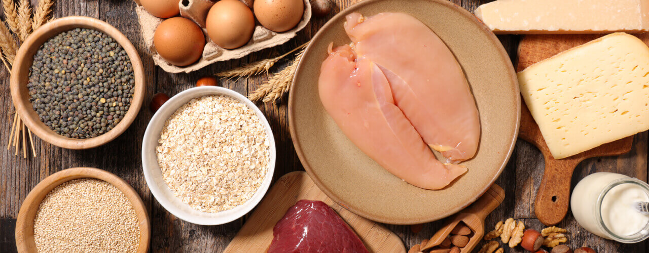 Boost Your Physical Performance with High-Quality Proteins